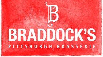 Braddocks American Brasserie Pittsburghs American Restaurant and Whisky Bar Inner Logo