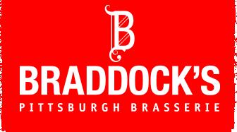 Braddocks American Brasserie Pittsburghs American Restaurant and Whisky Bar Inner Logo