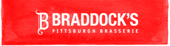 Braddocks American Brasserie Pittsburghs American Restaurant and Whisky Bar Mobile Logo